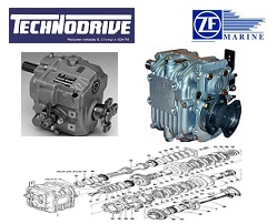 MARINE GEARBOXES AND SPARES