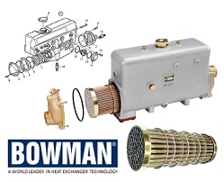 HEAT EXCHANGERS, COOLERS AND MANIFOLDS