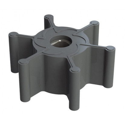 Impeller IMP1 NBR Rubber, Pump UP1/M/AC