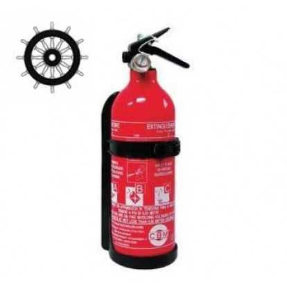 Dry Powder Fire Extinguisher 1 Kg - SOLAS