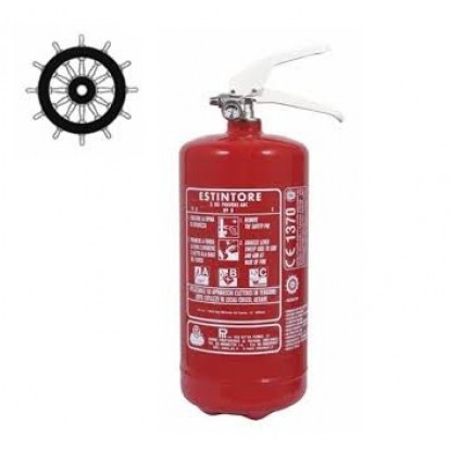 Dry Powder Fire Extinguisher 3 Kg - SOLAS