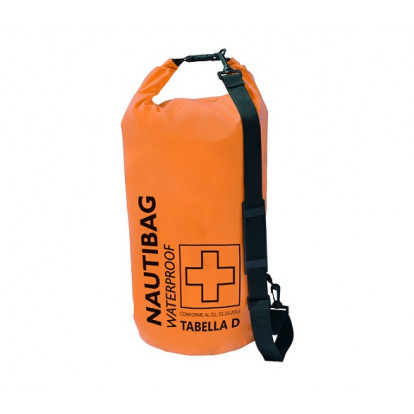 Nautibag - First Aid Kit Bag Tab. D