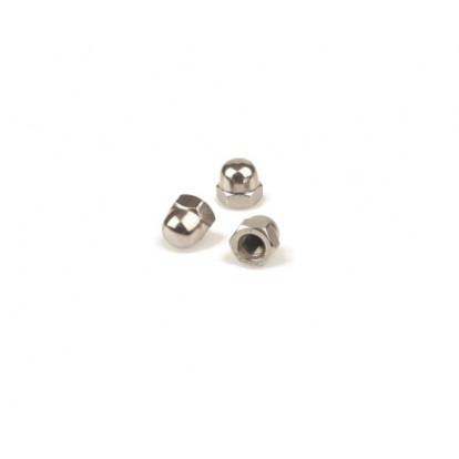 Hexagon Nut Domed Cap M8 - DIN1587 A2