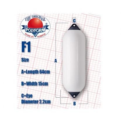 Cylindrical Fender F1