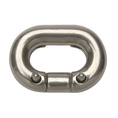 Connecting Link Stainless Steel 6 mm