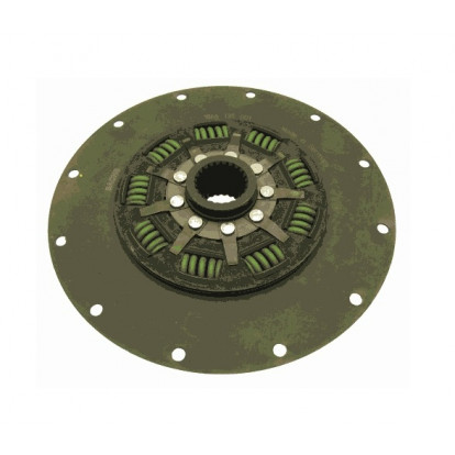 Torsion Damper, Clutch 1866 135 001