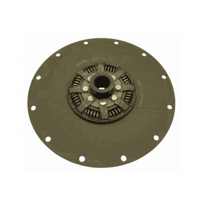 Torsion Damper, Clutch 1866 136 001