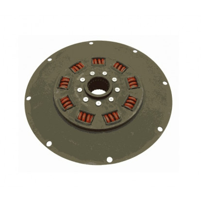 Torsion Damper, Clutch 1866 142 001