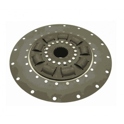 Torsion Damper, Clutch 1866 148 001