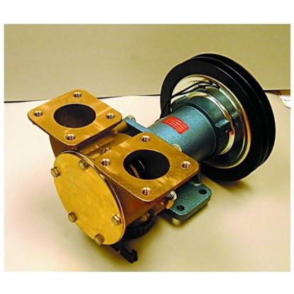 Pompa in Bronzo con Frizione Elettro-Magnetica F8B-5000 TSS
