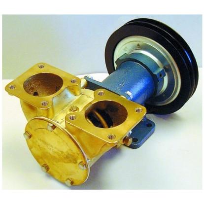 Pompa in Bronzo con Frizione Elettro-Magnetica F9B-5600 TSS