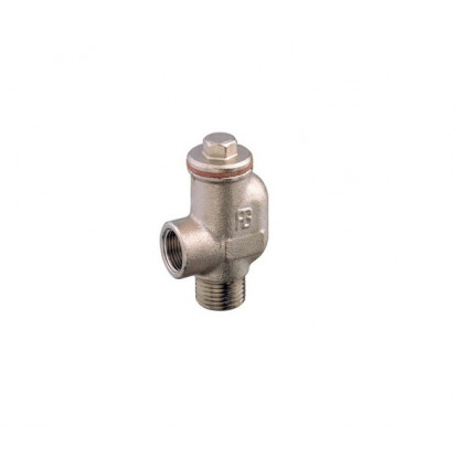 Nickel-plated Brass Siphonbreak Valve 1/2""