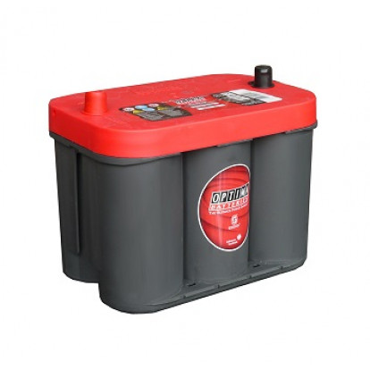 Battery 50Ah Optima Red Top C 4.2 (BCI 34 & 34R)