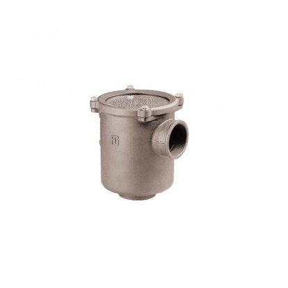 """Water Strainer Aluminium series Ionio 3/4"""" - Polycarbonate Cover"""