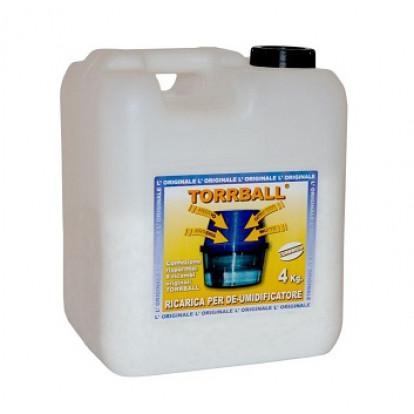 Ricarica per De-Umidificatore Torr-Ball 4 Kg - Classica