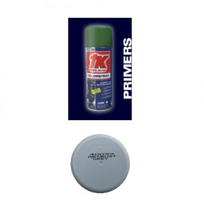 Spray - Antirust Primer Grey