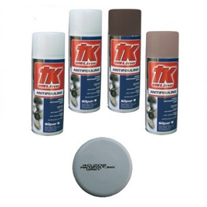 Spray - Antifouling Grey