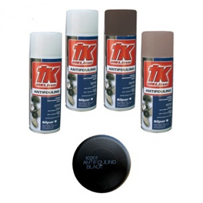 Spray - Antifouling Black