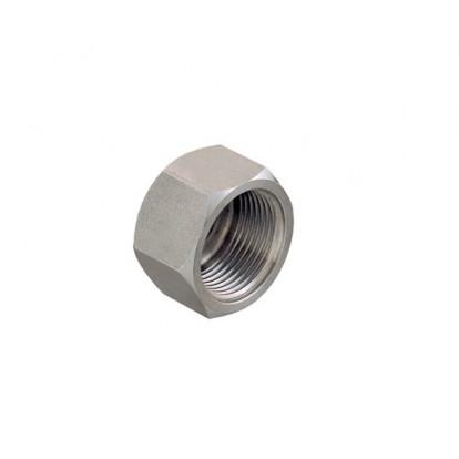 """Plug Female Stainless Steel 1/4"""""""