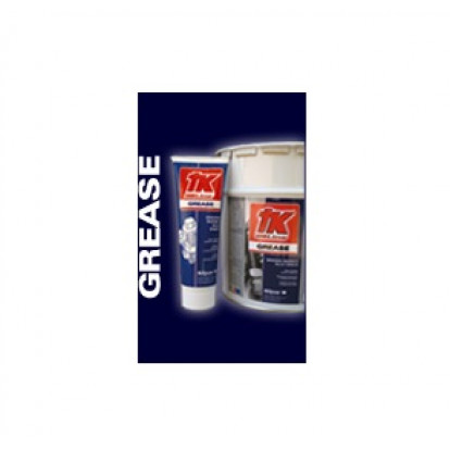 Zinc-Based White Grease - Tube 250 ml