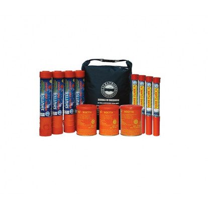Pyrotechnic Distress Signals Kit - No Limits