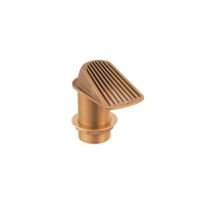 "Bronze Grated Water Intake series 2000 - 3/4"""