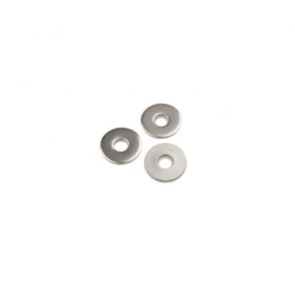 Quadruple Washer M6 - DIN9021 A2