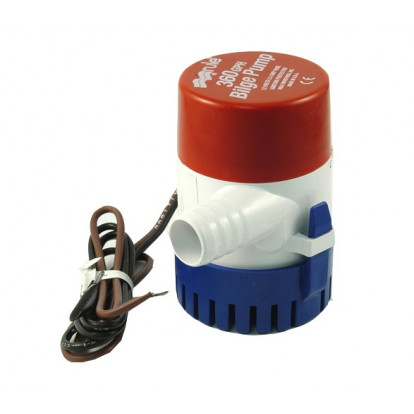 Submersible Bilge Pump - Rule 360 Mod. 24DA - 12 Volt