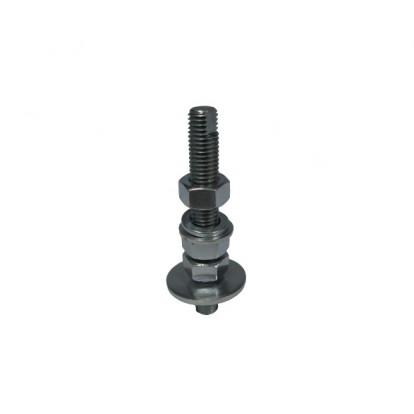 Regolatore Standard di Altezza 100 mm - M12/M12