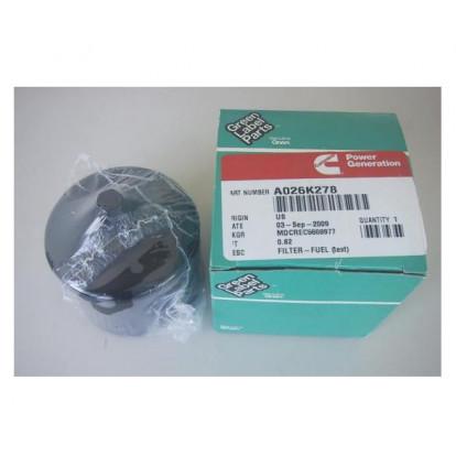 Filtro, Carburante A026K278