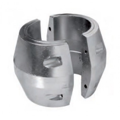 Anodo a Bracciale AN035 - Asse Ø 125 mm