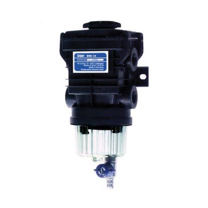 Pre-Filtro Separatore EVO-10  -  Boccetta Trasparente