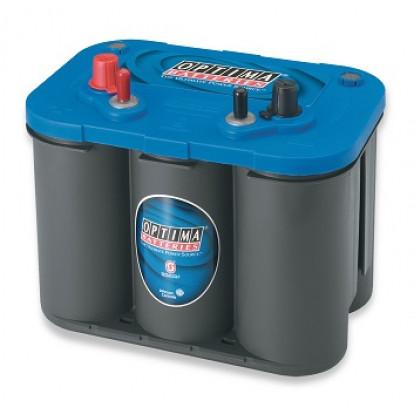 Batteria 50Ah Optima Blue Top SLI 4.2 (BCI 34)