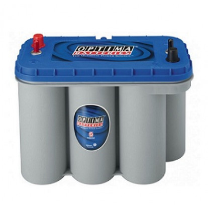 Batteria 75Ah Optima Blue Top DC 5.5 (BCI 31)