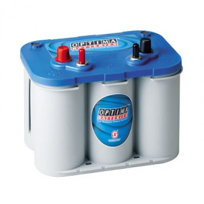 Batteria 55Ah Optima Blue Top DC 4.2 (BCI 34)