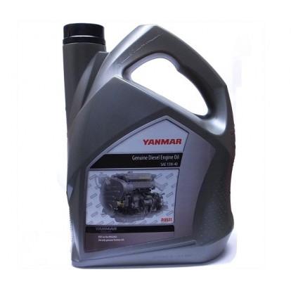 Olio Motore Yanmar Premium Diesel SAE 15W40 - 5 Ltr