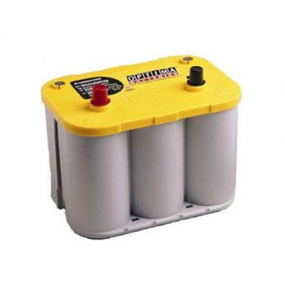 Batteria 55Ah Optima Yellow Top S 4.2 (BCI D34)