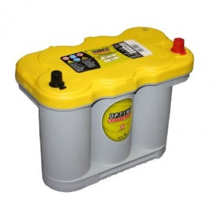 Batteria 66Ah Optima Yellow Top R 5.0 (BCI D27)