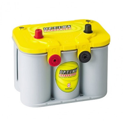 Batteria 55Ah Optima Yellow Top U 4.2 (BCI D34/78)