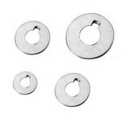 Rondella in Acciaio Inox - Asse 100 mm