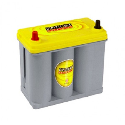 Batteria 38Ah Optima Yellow Top S 2.7 (BCI 51 & 51R)