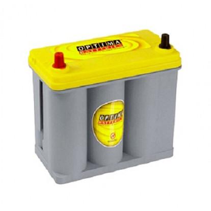 Batteria 38Ah Optima Yellow Top S 2.7 (BCI 51 & 51R)