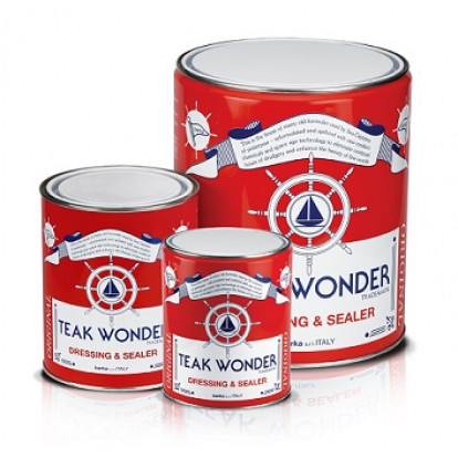 Teak Wonder Dressing & Sealer 1 Lt
