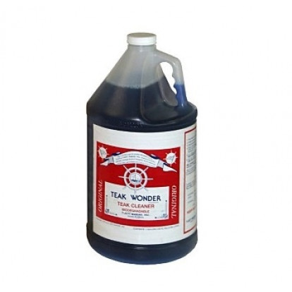 Teak Cleaner 4 Lt