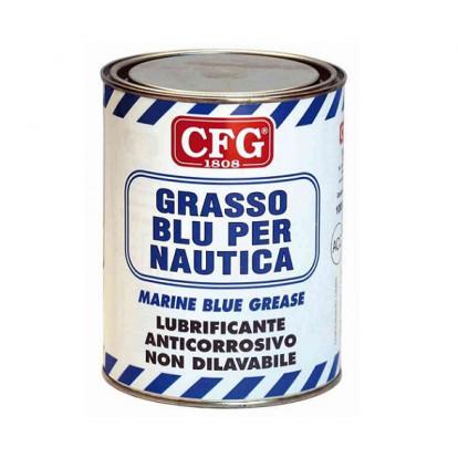 Grasso Blu per Nautica - Barattolo 1000 ml