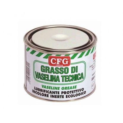 Grasso di Vaselina Tecnica - Barattolo 500 ml