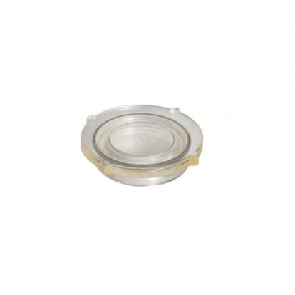 Coperchio Grilamid TR55 Trasparente ed O-Ring per Filtro Acqua (1160)