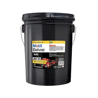 Olio Motore Mobil Delvac 1640 - SAE 40 - 20 Ltr