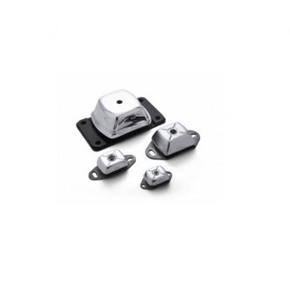 Supporto Elastico XL - Carico 1400 Kg - Durezza 50 SH