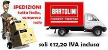 Spedizioni Bartolini
